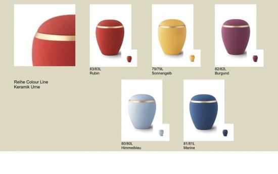 COLOUR LINE - Keramik