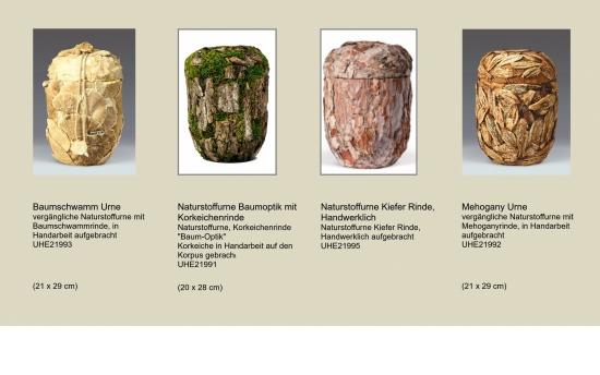 Natur-Urnen